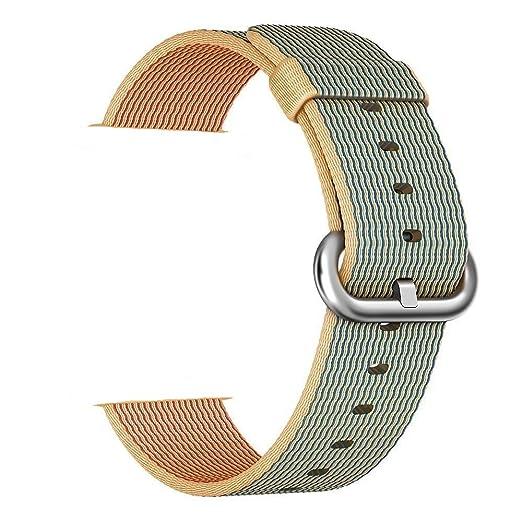 118 opinioni per Cinturino Smart Watch, ZRO Premium Nylon Woven Ricambio Cinturino Orologio