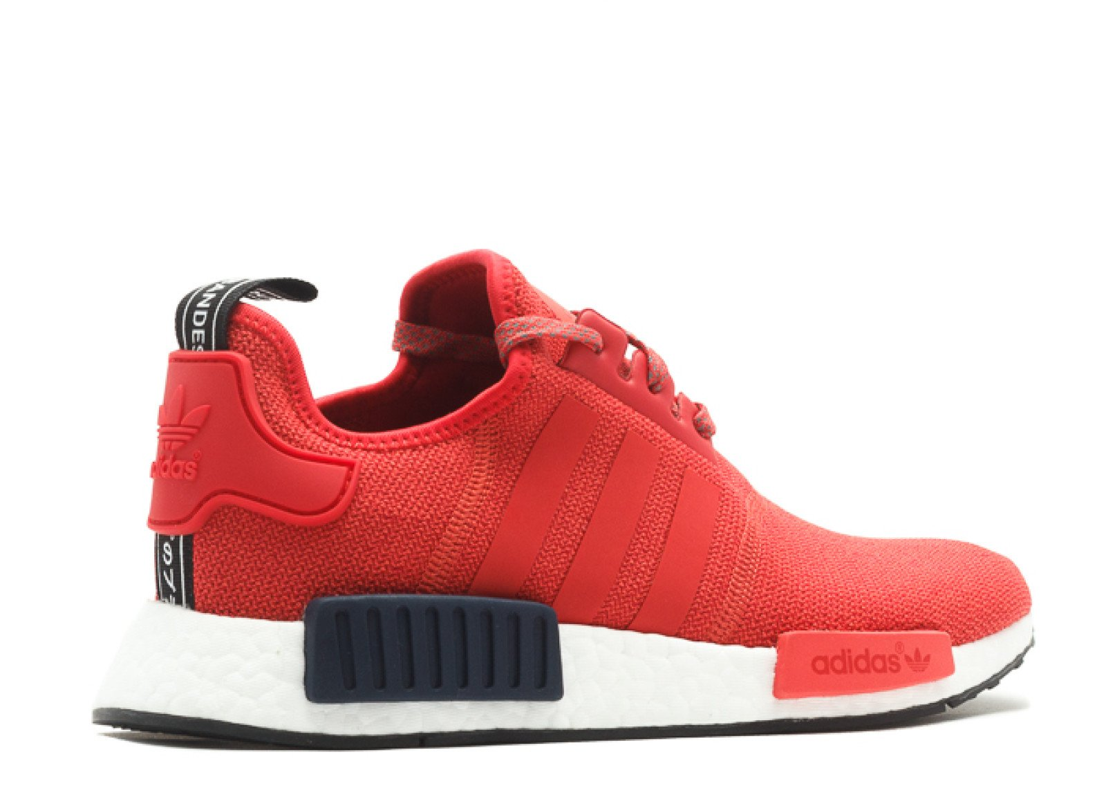 : adidas NMD R1 Women RED Black White S76013 US