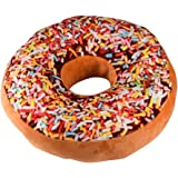 Doughnut Cushion, Rcool Creative Soft Ring Shaped Pillow Home Decoration (Multicolor 2)