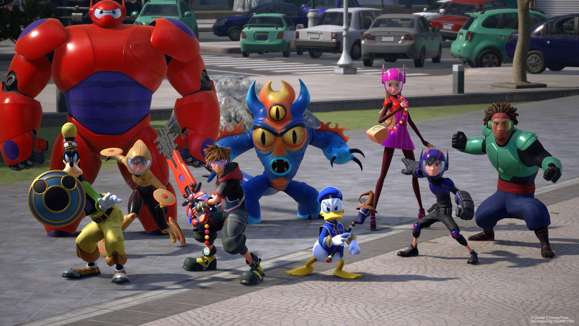 Kingdom Hearts III - Xbox One by Square Enix (Image #32)
