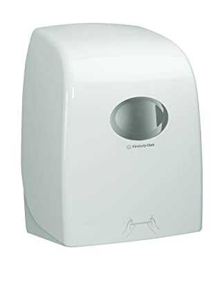 KCP 6959 Aquarius - Dispensador de toallas de mano, color blanco