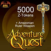 AdventureQuest 5000 Z-Tokens [Game Connect]