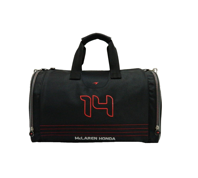 Color Talla Negro McLaren Honda 47x34x56 Driver Line Fernando Alonso Gym Bag