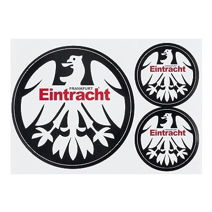 Autoaufkleber Eintracht Frankfurt