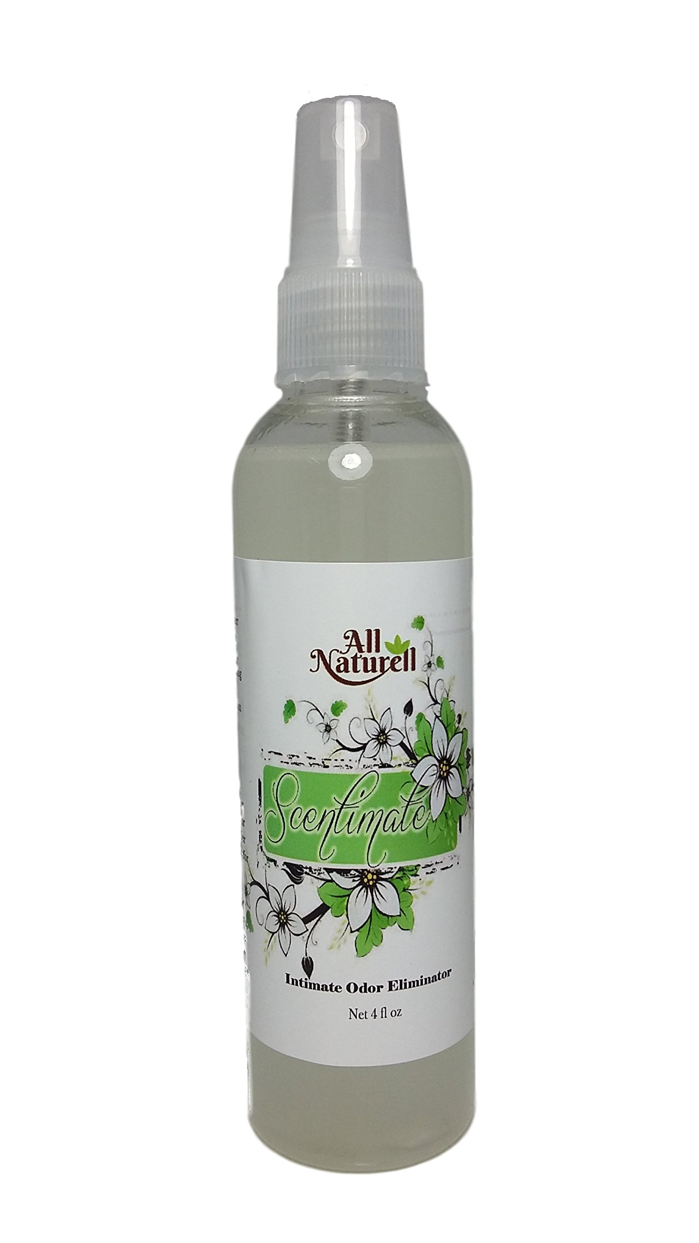 Scentimate Intimate Odor Eliminator For Women and Men - 100% Natural Ingredients Works Instantly