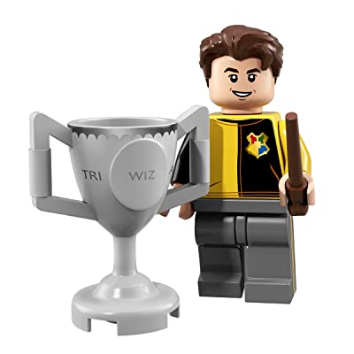 LEGO Harry Potter Series - Cedric Diggory - 71022: Toys & Games