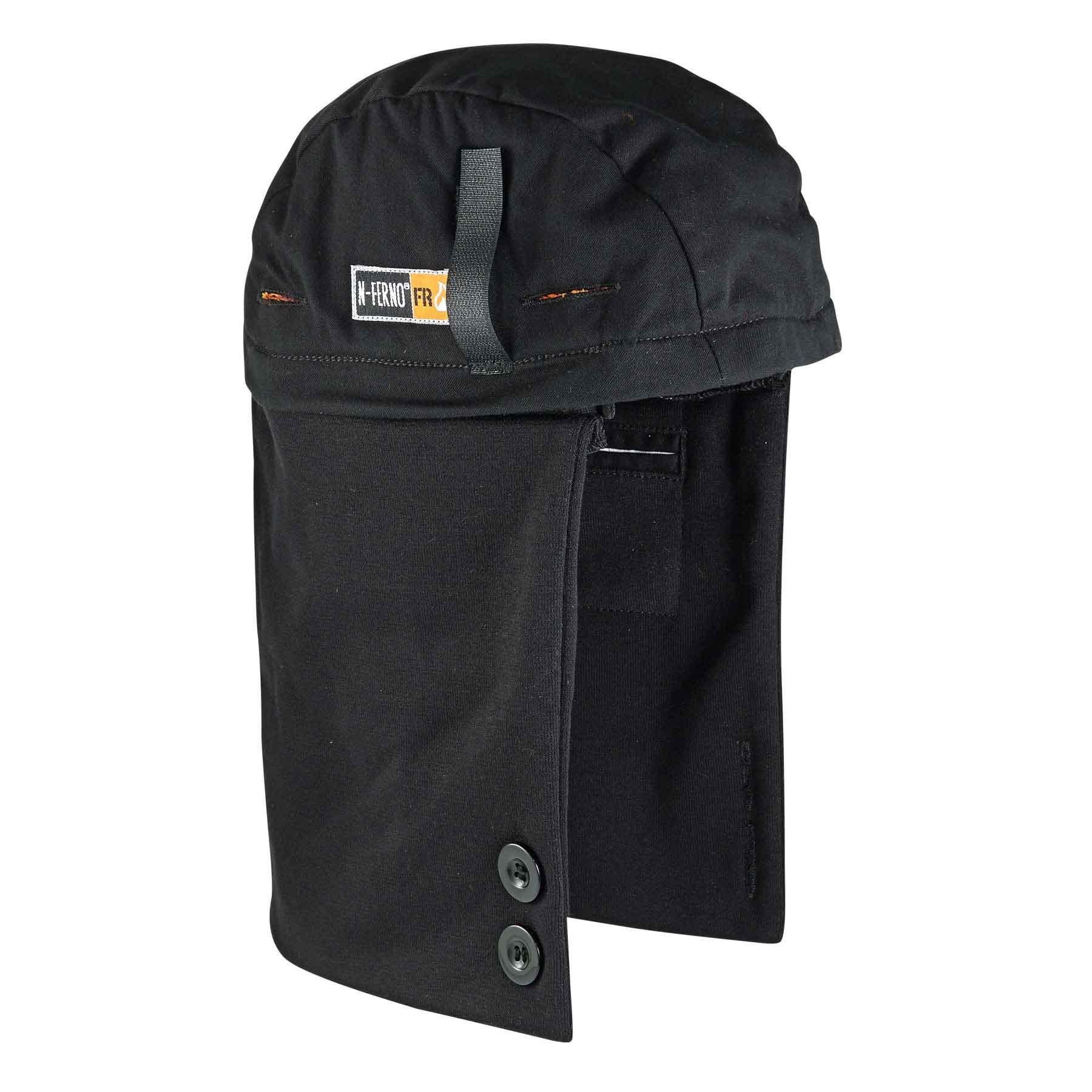 N-Ferno 6885 Hard Hat Winter Liner, FR Rated, Versatile Wear