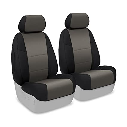 Amazon Com Coverking Custom Fit Front 50 50 Bucket Seat Cover For