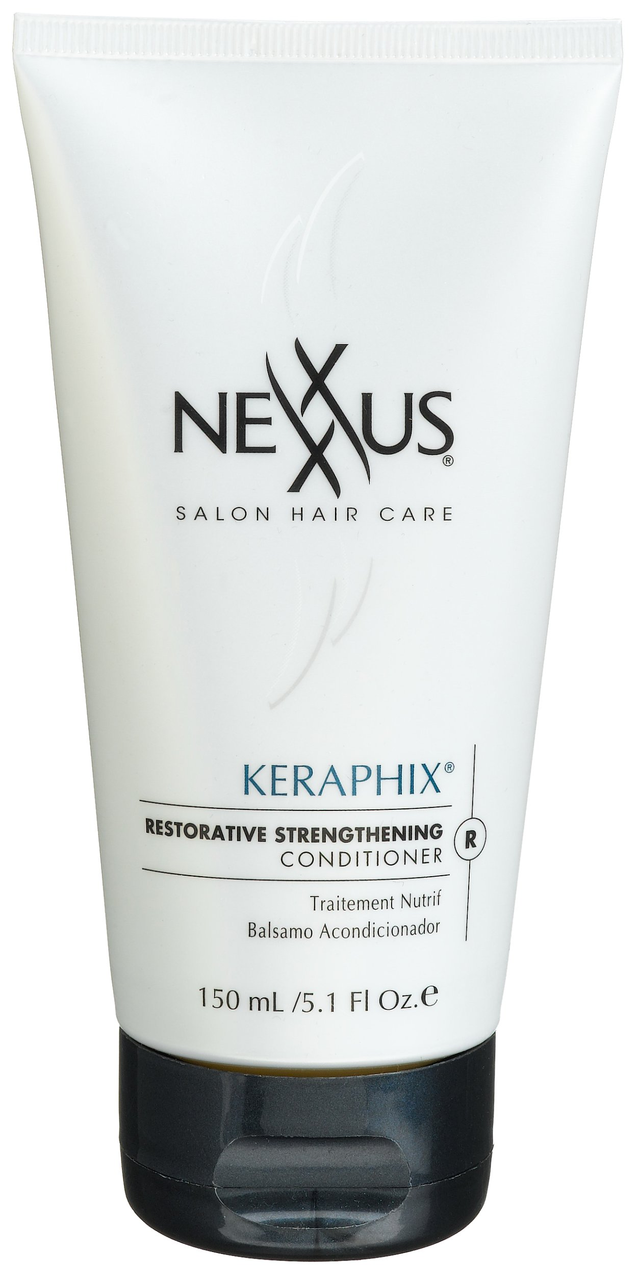 Nexxus Keraphix Restorative Strengthening Conditioner, 5.1-Ounce Bottles (Pack of 2)