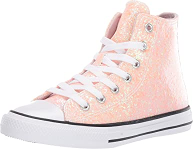 Converse Chuck Taylor All Star Glitter Zapatillas altas para niños