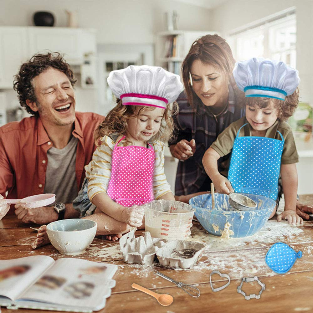 DEDY Chef Set for Kids Best Gifts for Kids