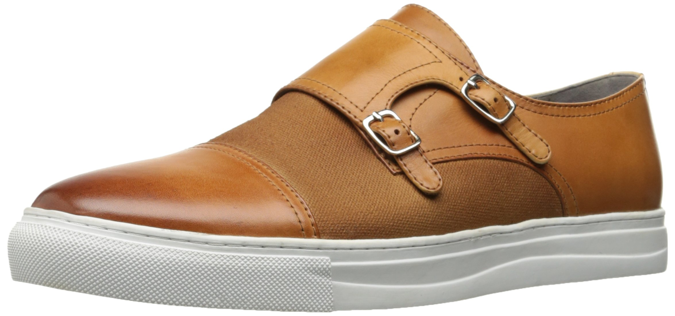 English Laundry Men's Finchley Slip-On Loafer, Cognac, 10 M US