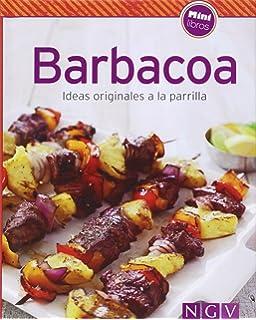 Barbacoa (Minilibros de cocina)