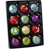 Amazon.com: Kurt Adler 12-Piece 12-Days of Christmas ...