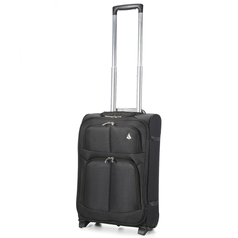 Aerolite ,  Uni Handgepäck, schwarz (Schwarz) - AERO9985 BLACK 21