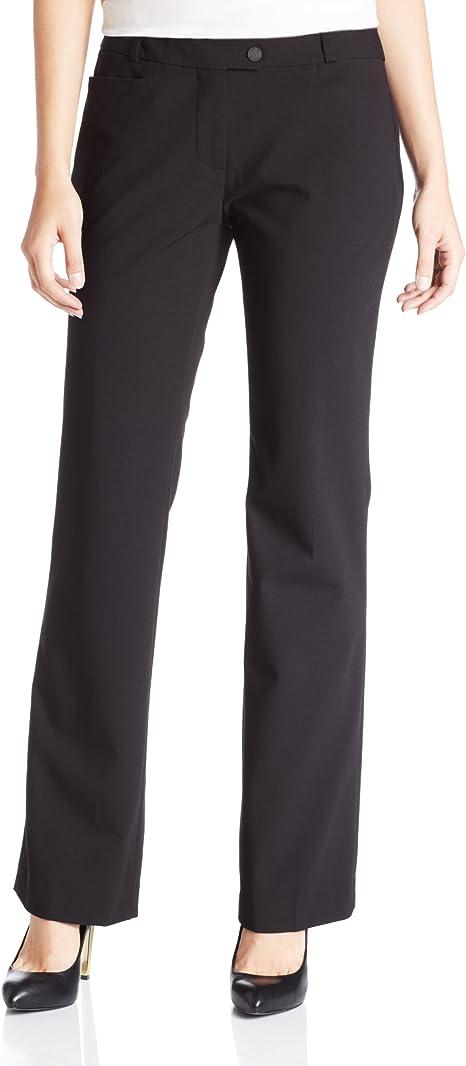 Amazon.com: Calvin Klein Pantalón de traje moderno para ...