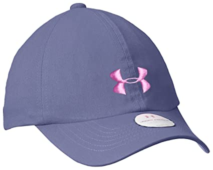 257ebf87be7 Amazon.com  Under Armour Girls  Armour Cap  Under Armour  Sports ...