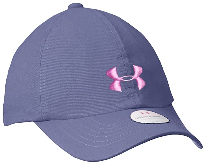 805909820d695 Amazon.com  Under Armour Girls  Armour Cap  Under Armour  Sports ...
