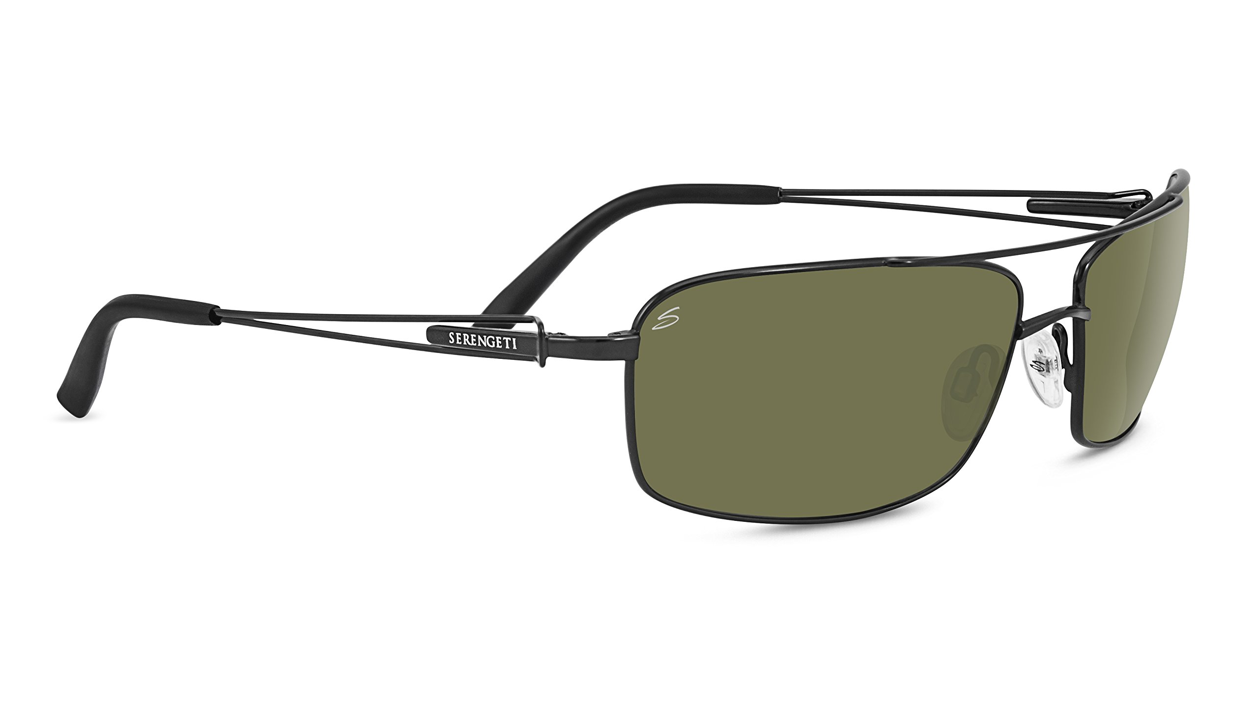 Serengeti Dante sunglasses, Satin Black