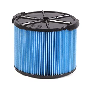 Ximoon filter replace VF3500 3-Layer Wet/Dry Vacuum Dust Filter for WD4050 3 to 4.5 Gallon Vacuums
