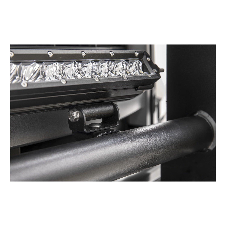 -Black 100W Halogen 6 Inch Driver Side with Install Kit Larson Electronics 0909P4Q13WG 2008 Chevrolet Cobalt Sedan Post Mount Spotlight