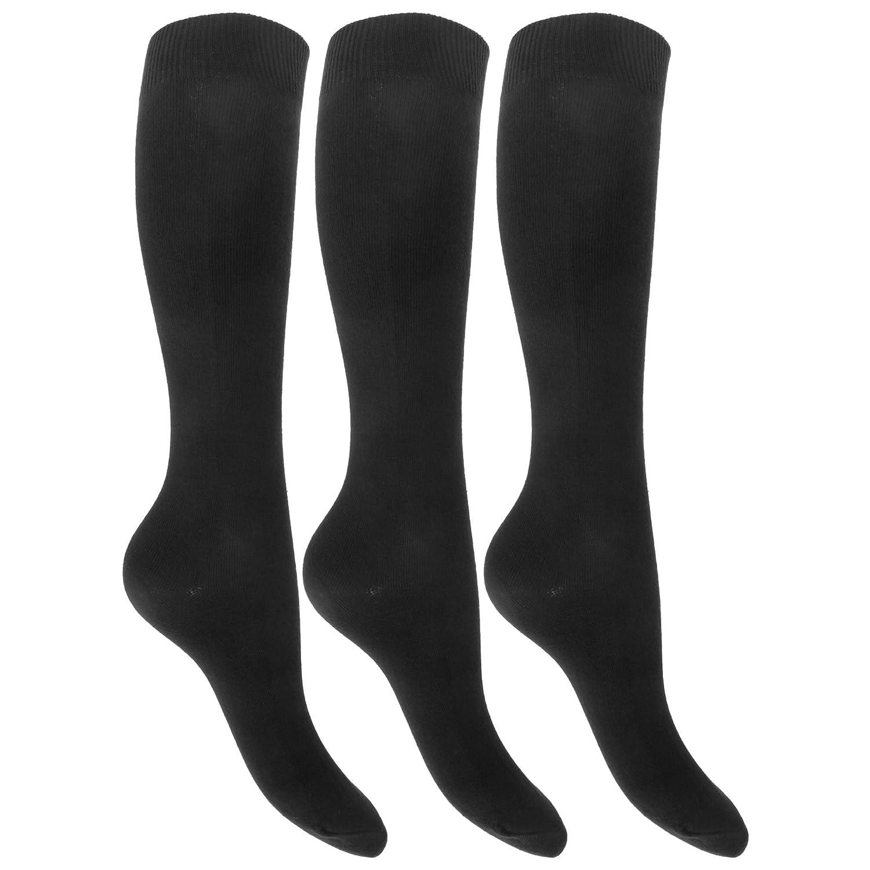 Chaussettes hautes (3 paires) - Fille