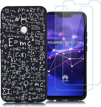 jrester Funda Huawei Mate 20 Lite,Fórmula matemática Suavee ...