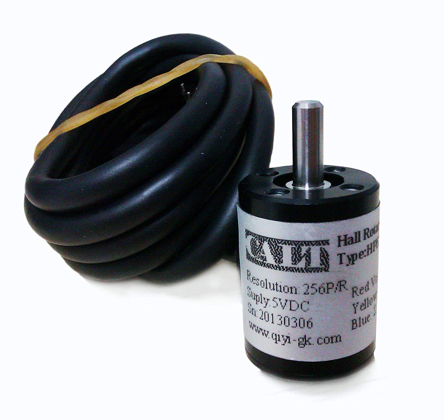 CALT HAE18 14 Bit 16384 Resolution Hall Magnetic Angle Rotary Encoder SSI Absolute Type (5V 14bit)