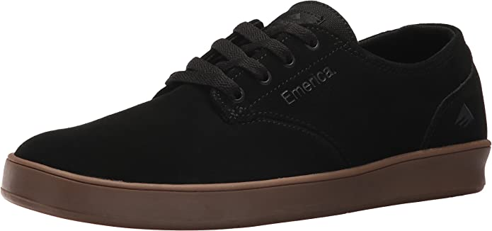 Emerica The Romero Laced Sneakers Herren Schwarz