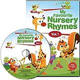 BabyTV DVD My Favourite Nursery Rhymes Volume 1