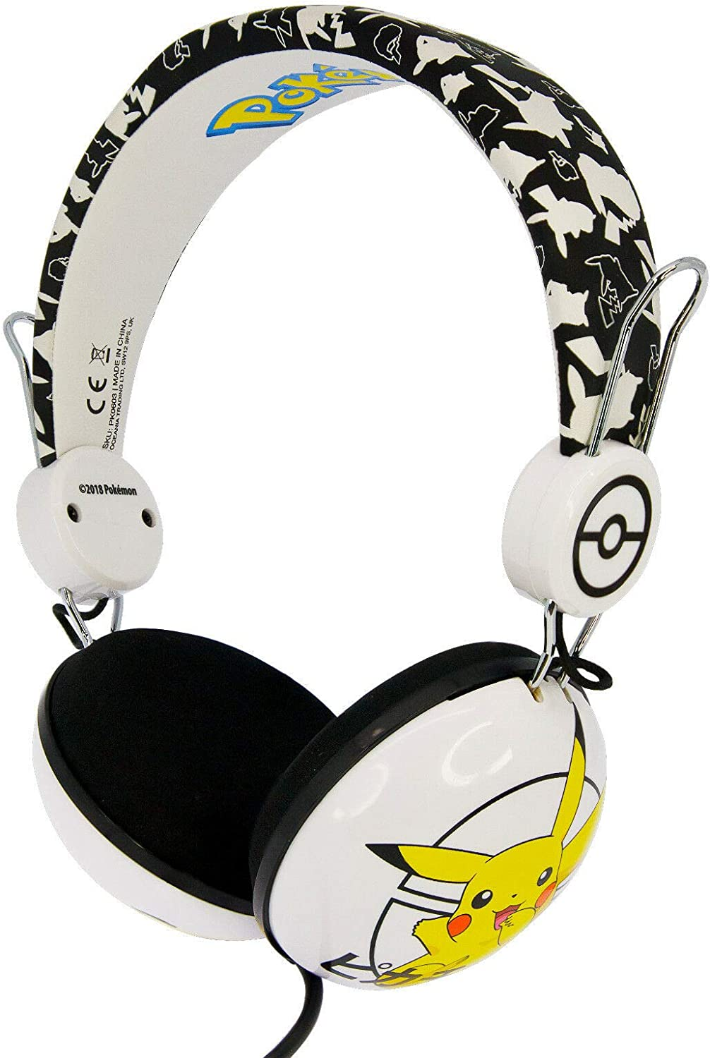 Pokemon PK0603 Japanese Pikachu Tween - Auriculares: Amazon.es ...