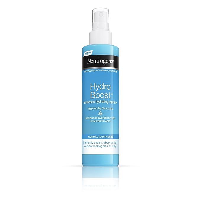 Amazon.com: Neutrogena Hydro Boost Express - Spray ...