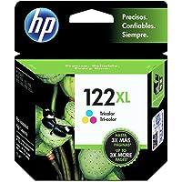 INATIVO Cartucho de tinta HP CH564HB HP 122XL Tricolor 7,5ML