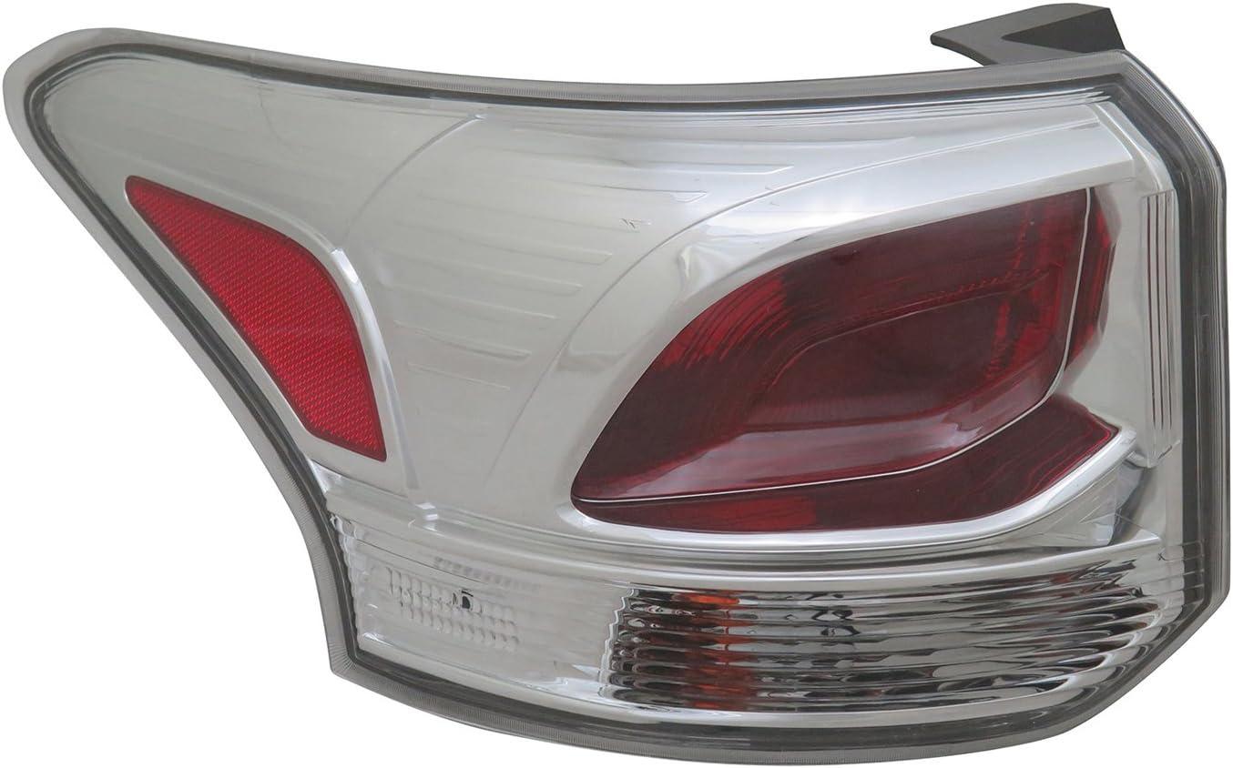 Tail Light Assembly Multiple Manufactures MI2800135C Standard No variation