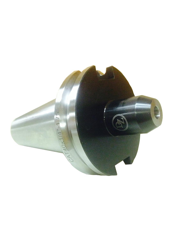 DZ Sales CAT40 1//4 Stub End Mill Holder 1.75 Gage Length