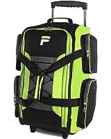 "Fila 22"" Lightweight Carry On Rolling Duffel Bag"
