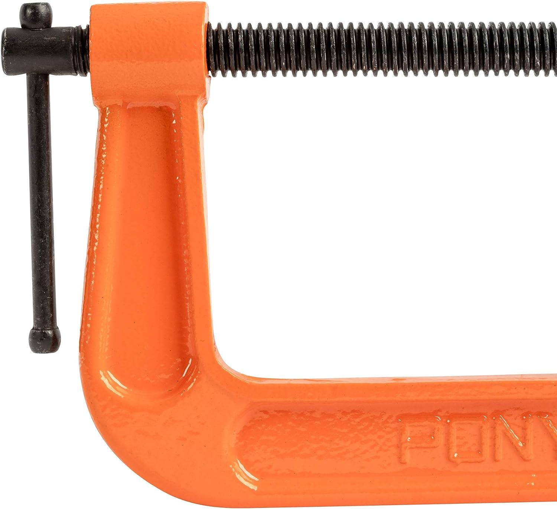 5-inch IRWIN Tools QUICK-GRIP C-Clamp 225105