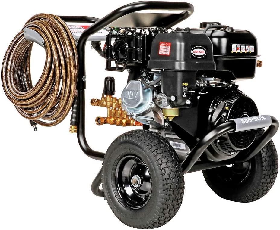 Simpson PowerShot 4400 PSI Gas Pressure Washer