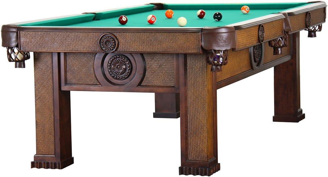 Mesa de billar modelo Orient 8 pies/30 mm de pizarra, unos 400 kg ...