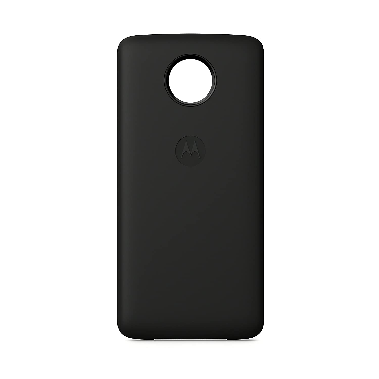 new arrival 64558 6f376 Motorola Battery Case for Moto Z - Black