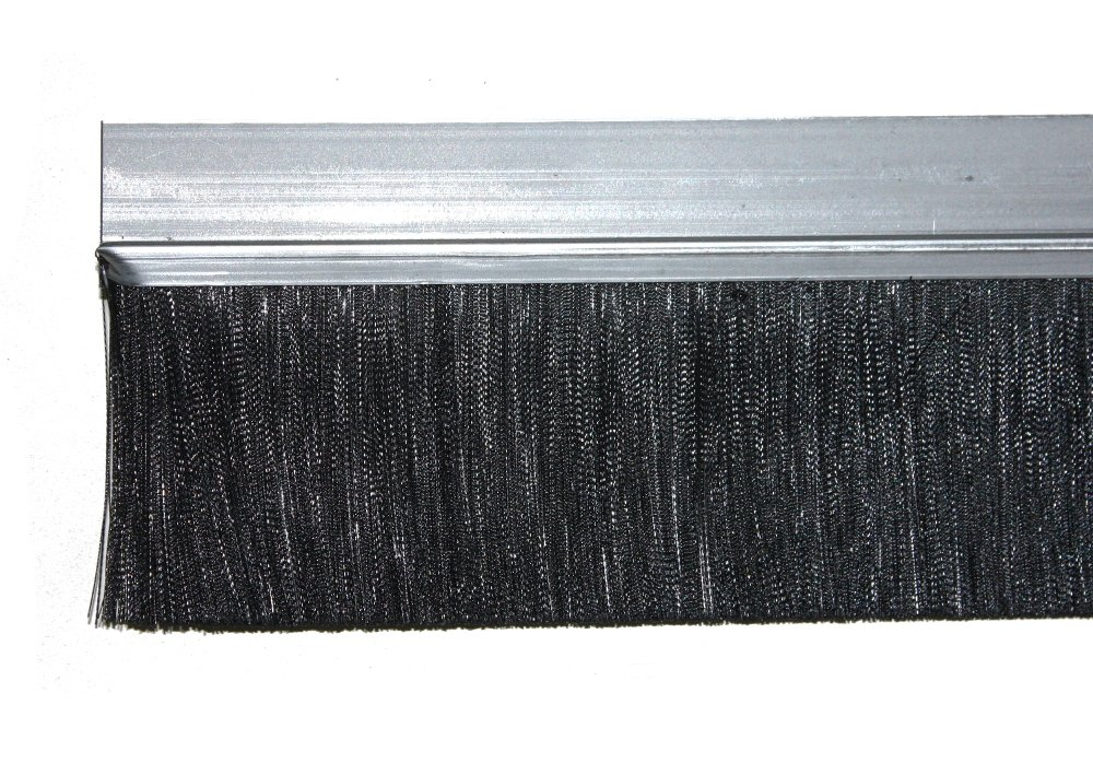 B/ürstendichtung IBS 120 mm x 1 m sehr hohe Torb/ürste T/ürb/ürste Tordichtung
