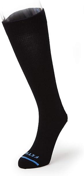 FITS Mens Non-Cushioned Boot OTC Socks 2 Pack