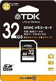 TDK SDHCカード 32GB Class10 (5年保証) T-SDHC32GB10