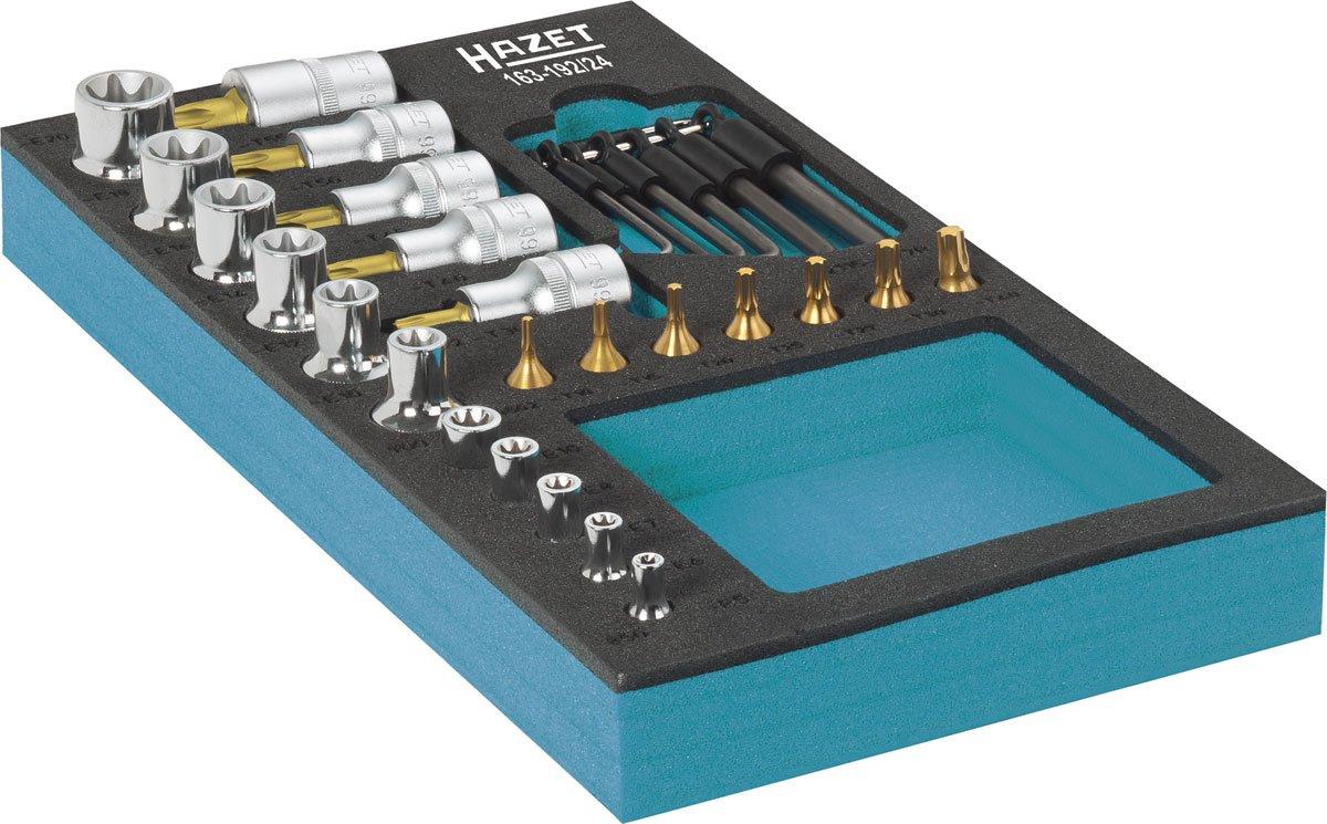 HAZET 163-192//24 Werkzeug-Sortiment