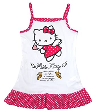 Hello Kitty Hello Kitty Kollektion 2015 Nachthemd 92 98 104 110 116 ...
