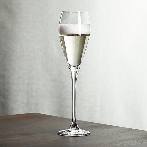 Silhouette Champagne Glass | Crate and Barrel