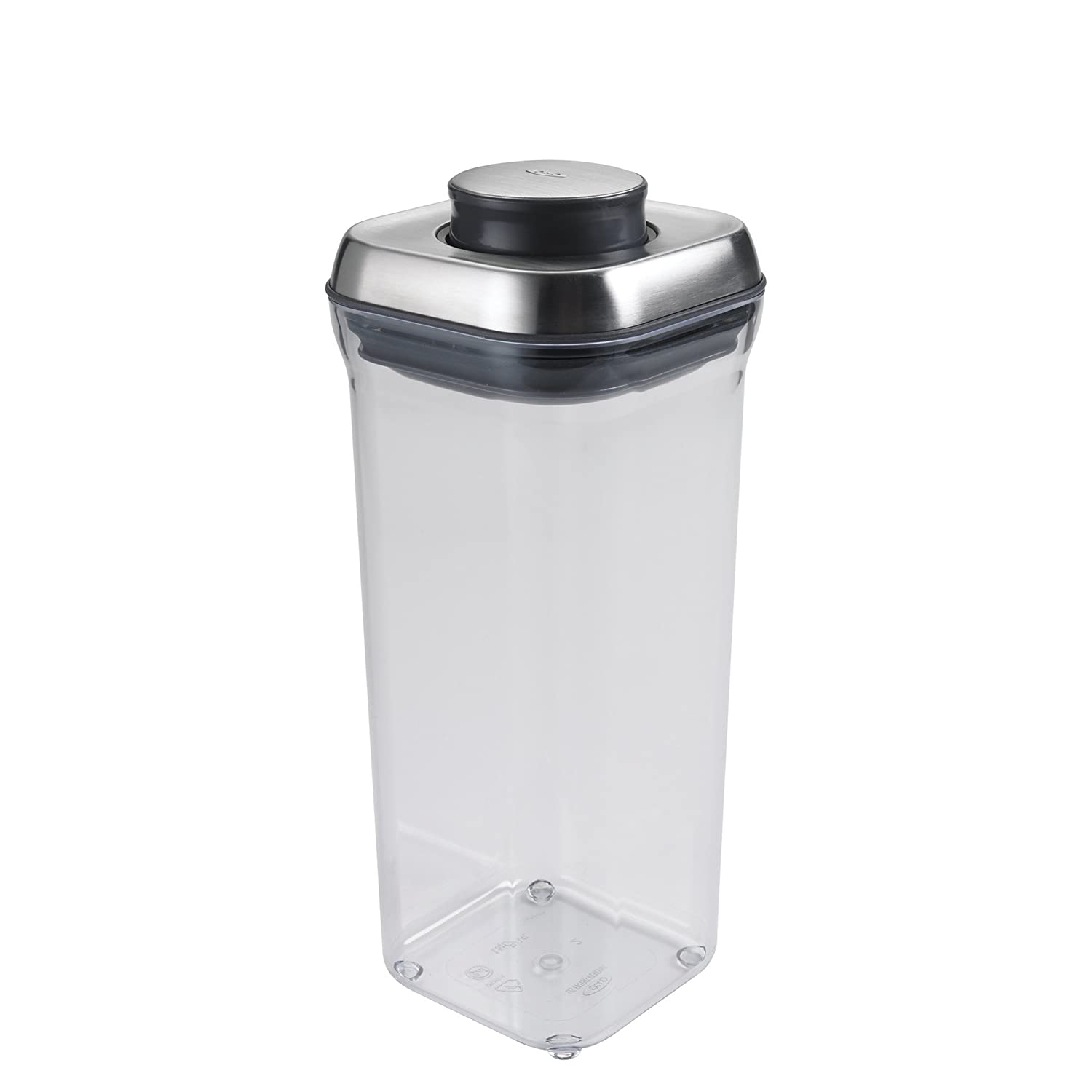 OXO SteeL POP Container - Rectangle (1.5 Qt)
