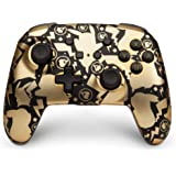 任天堂切换有线控制器 Wireless Nintendo Switch Controller Pikachu Gold