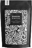 Nordish.Coffee Lively – Kaffeebohnen – Premium Kaffee Ganze Bohnen – Fair und Direkt – Schonend und Frisch in kleinen Mengen nahe Hamburg Geröstet 500g