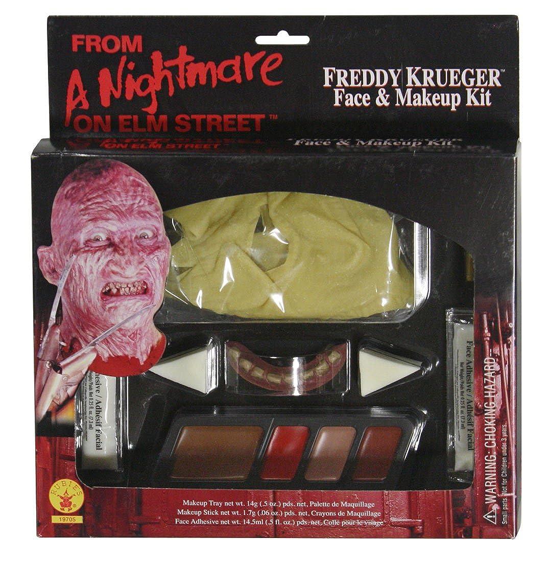 A Nightmare On Elm Street Freddy Krueger Makeup Kit